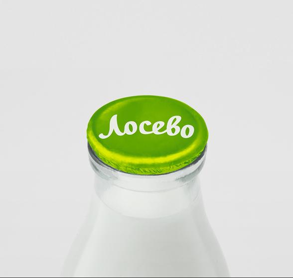 Брендинг молочных продуктов Лосево